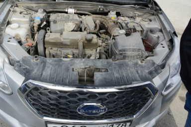 Установка ГБО на Форд