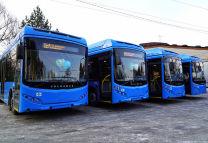 В Хабаровске стало больше автобусов на газовом топливе