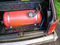 Машины с самодельным ГБО будут останавливать автоинспекторы