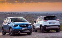 Автомобиль Opel Crossland X будет выпускаться с установленным ГБО