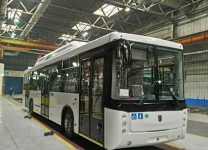 В Хабаровске закупили партию низкопольных автобусов, работающих на природном газе