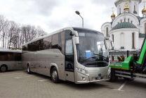 Минпромоторг рекомендует туроператорам закупать автобусы на газе