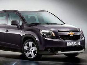 Шевроле Орландо (Chevrolet Orlando)