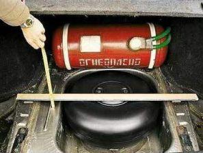 Установка газа на ваз 2108