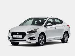 Hyundai Solaris (Хендай Солярис)