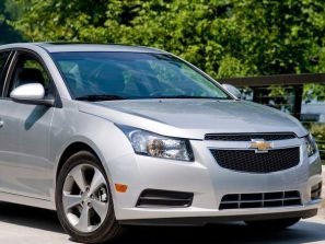 Установка ГБО на Chevrolet Cruze