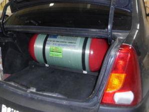 Примеры установки ГБО Метан