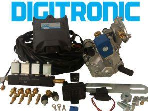 ГБО от Digitronic