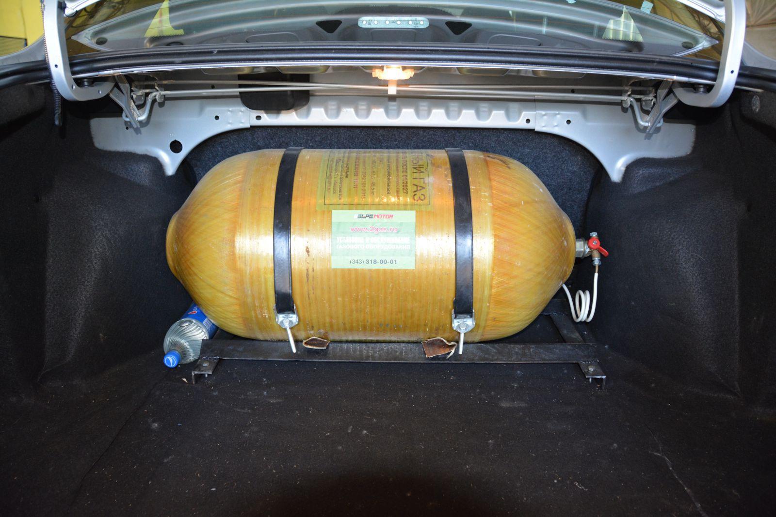 Металлокомпозитный баллон на 67литров состоит из бесшовного алюминиевого лейнера с оболочкой из композиционного материала по всей поверхности лейнера (тип 3 по ГОСТ Р 51753). Коррозионно устойчивый алюминиевый сплав лейнера позволяет хранить в баллонах под давлением различные газообразные и жидкие среды