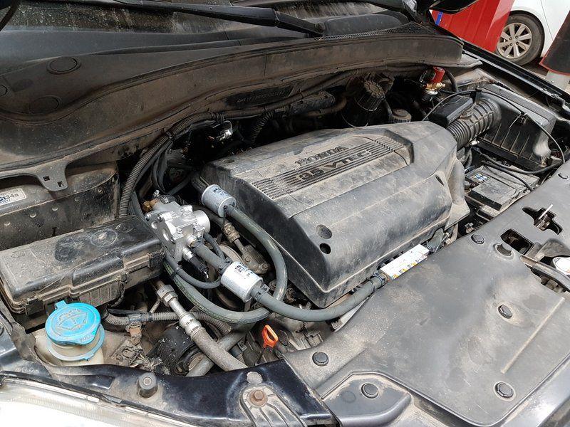 Оборудование BRC Plug&Drive PLUS cо скорострельными форсунками IN03 MY09