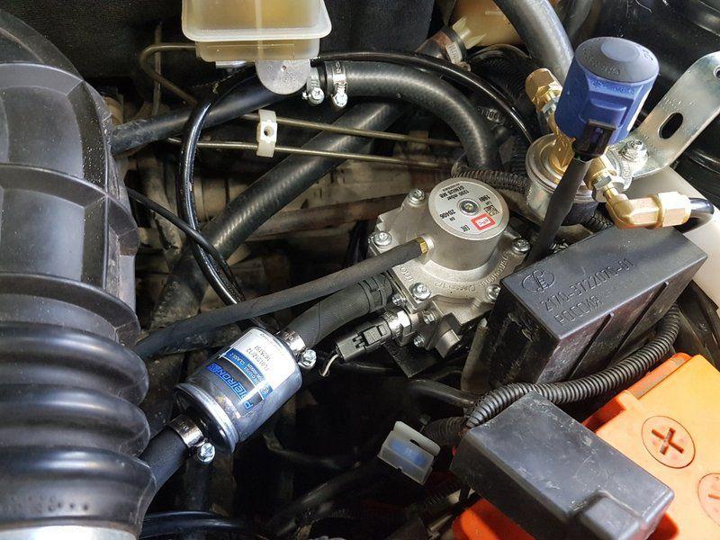 Редуктор BRC GENIUS 1200 МВ 110 Kw